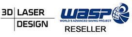3D laser design - WASP reseller