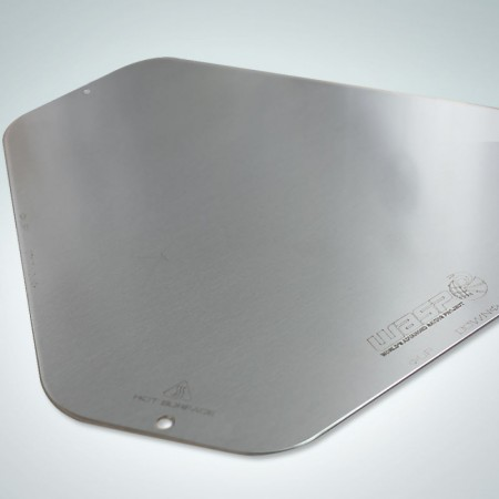 Čelična ploča za DeltaWASP 40 70