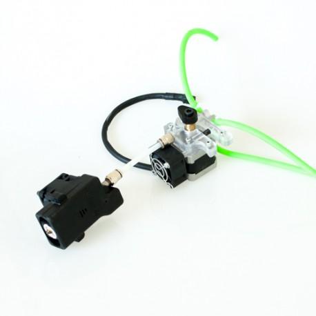 Extruder + filament driver Delta 1.75 mm